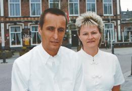 Henk en Adriana Metzlar